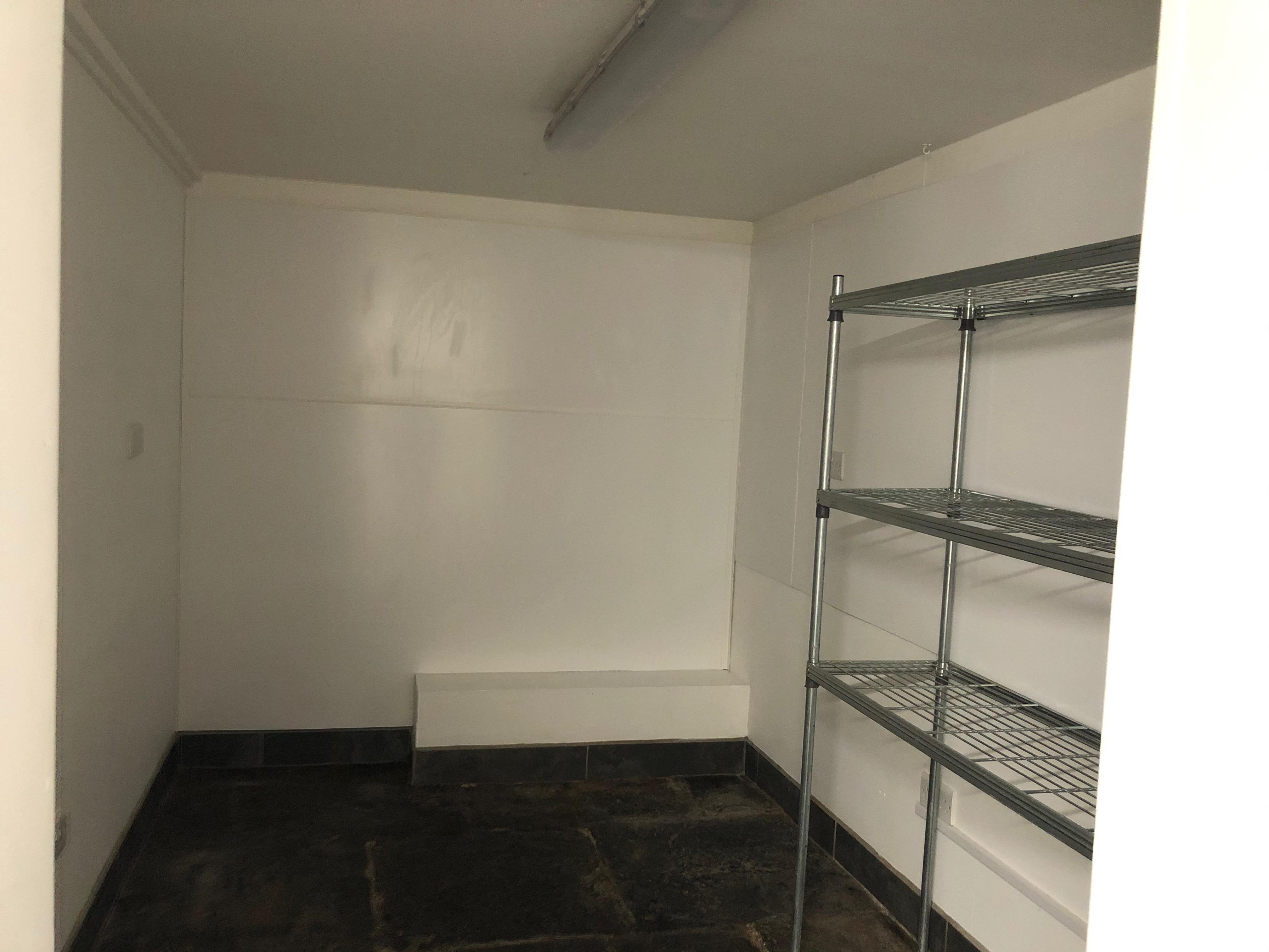 Basement Room B
