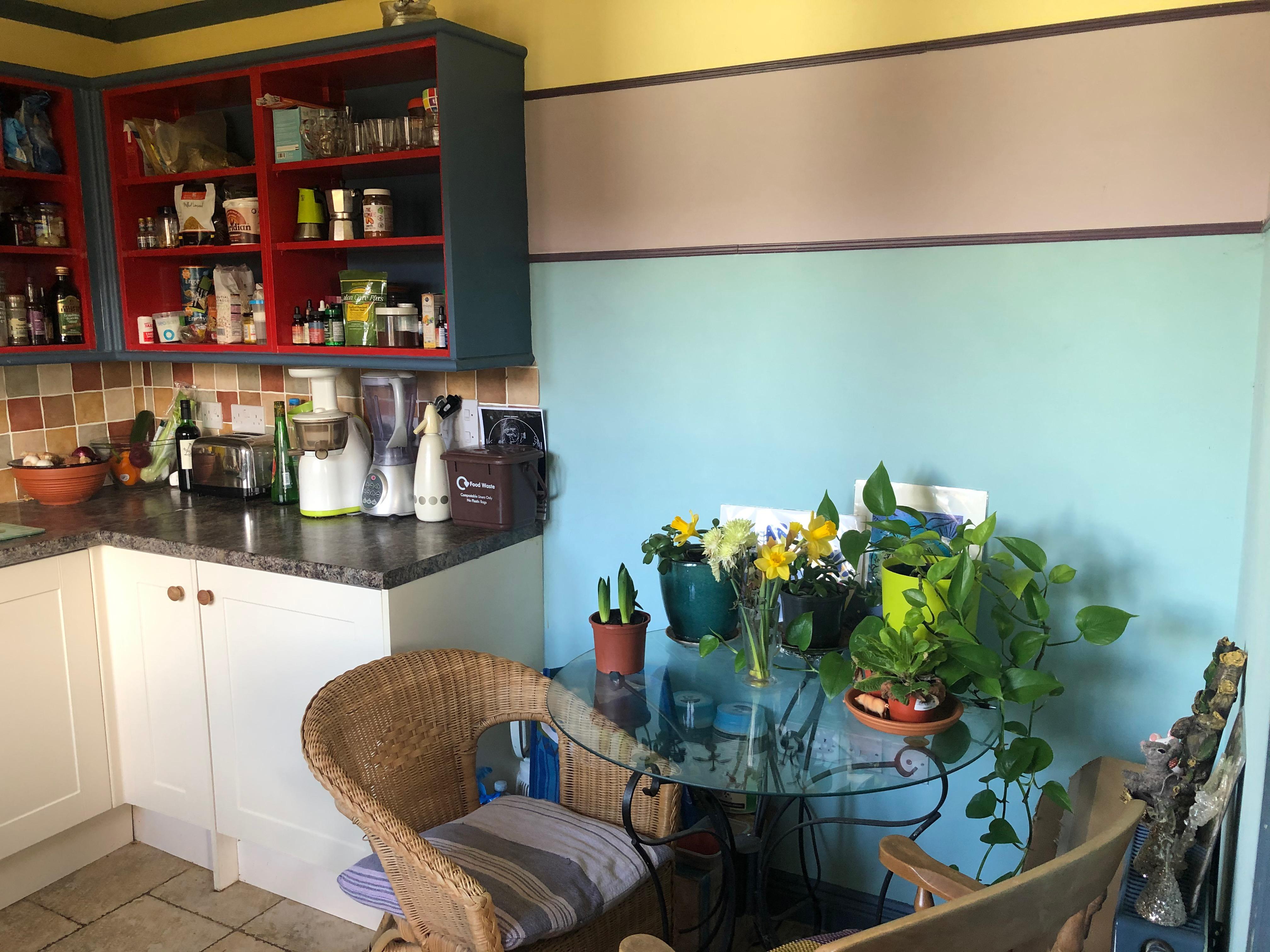 kitchen/breakfast room pic B
