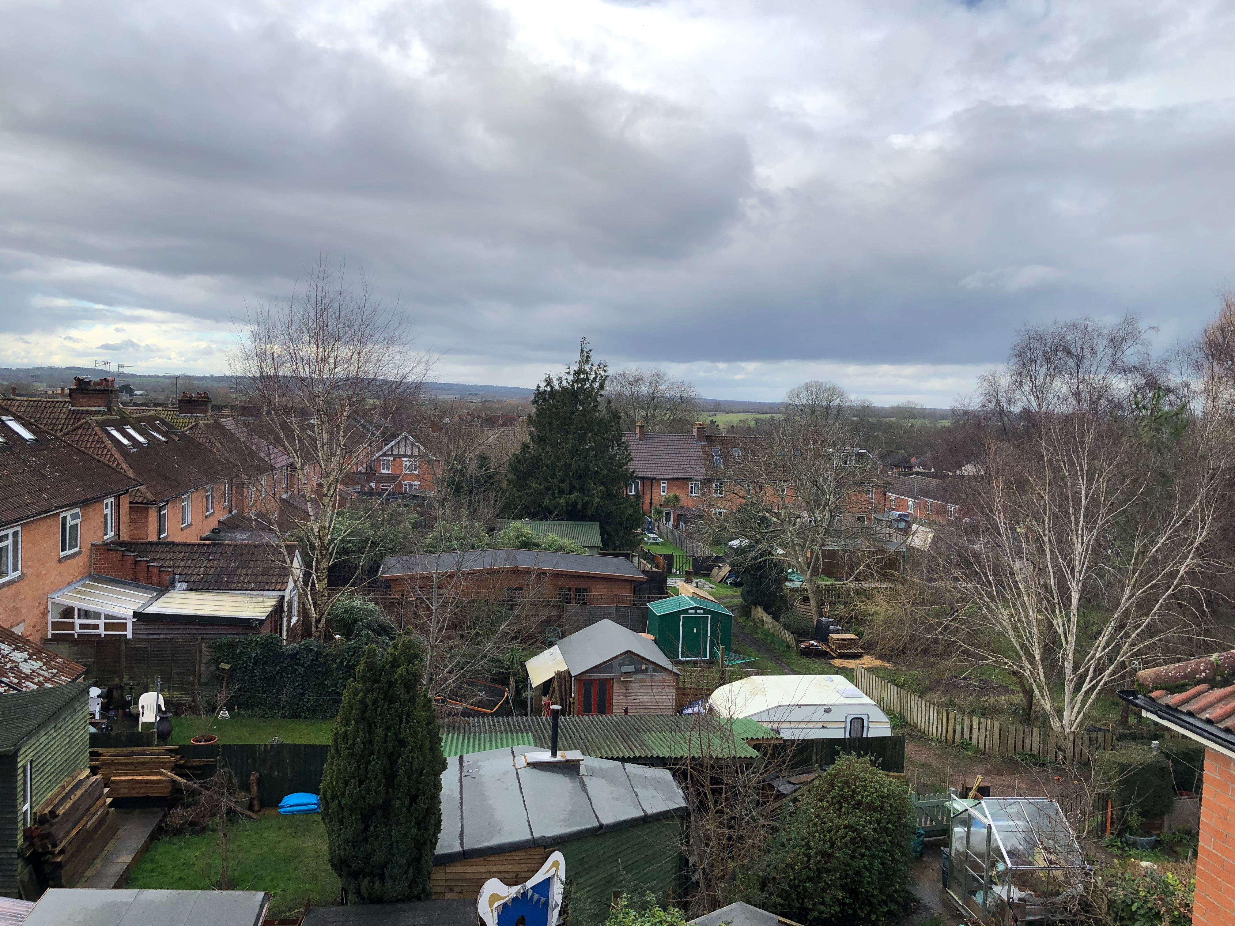 View 1 from Attic bedroom