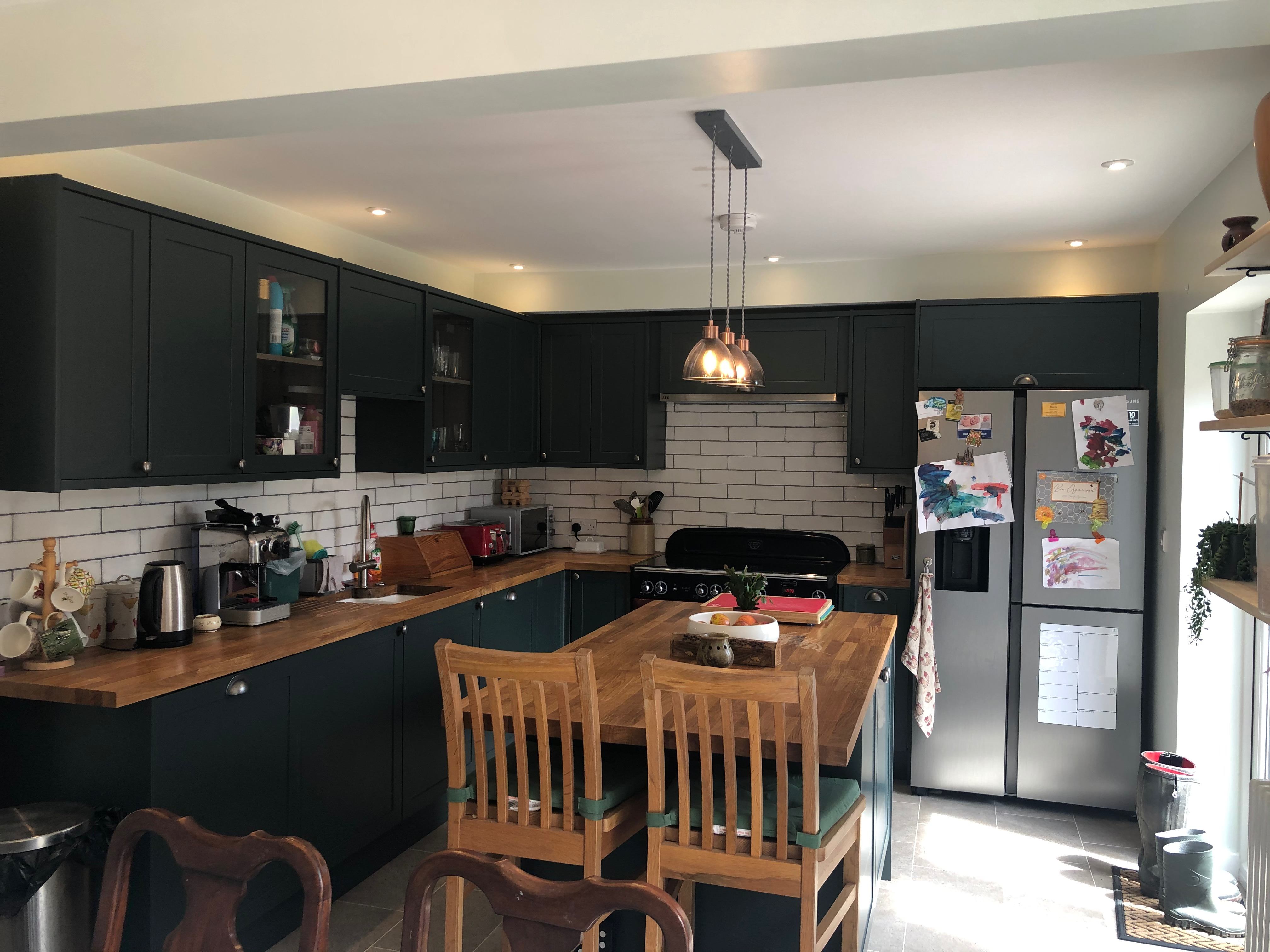 Kitchen/breakfast room pic A