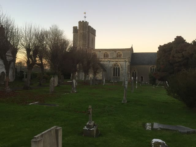 View of st marys church